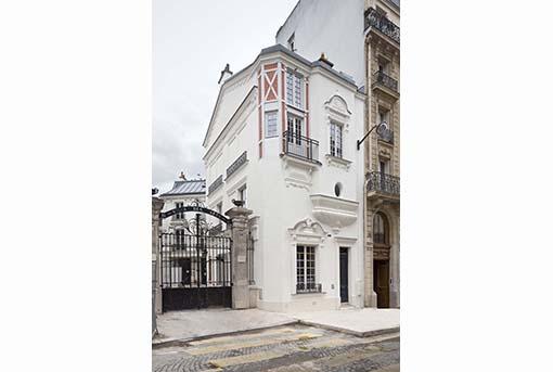 Villa des arts rue Hégésippe Moreau