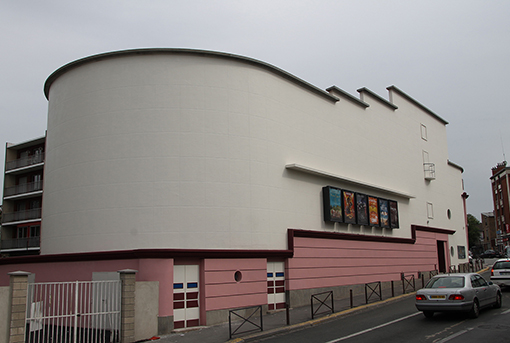 cinema romainville