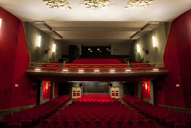 trianon cinema romainville